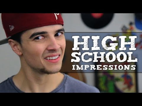 High School Impressions | Mikey Bolts