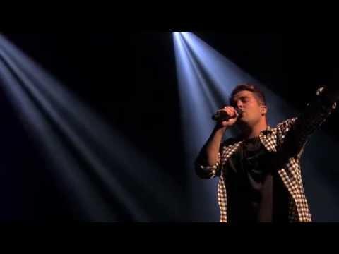 Joe McElderry - Set Your Soul Alive - Lyric Theatre - Carmarthen  - 20/06/2014