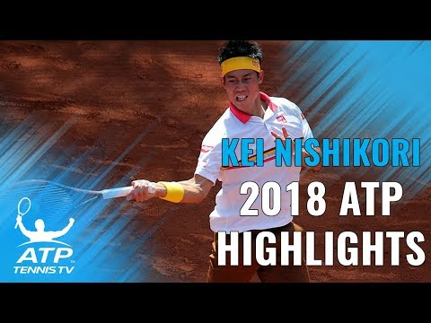 KEI NISHIKORI: 2018 ATP Highlight Reel