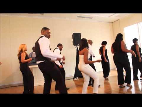 Bridal Party Dance- Chris Brown's