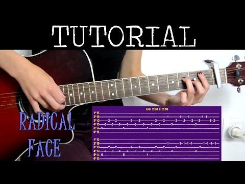 Cómo tocar Welcome Home de Radical Face (Tutorial de Guitarra) / How to play