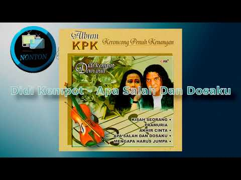 Didi kempot Feat Dewi Yull- Keroncong Penuh Kenangan High Quality  audio
