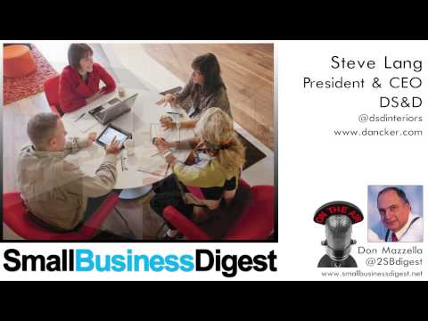 SBD Podcast ft. Steve Lang on the Latest Workplace Trends