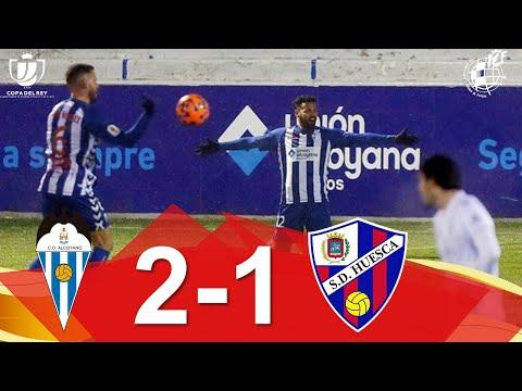 Alcoyano CD Huesca Goals And Highlights