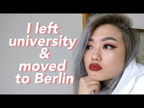 I Left University And Moved To Berlin