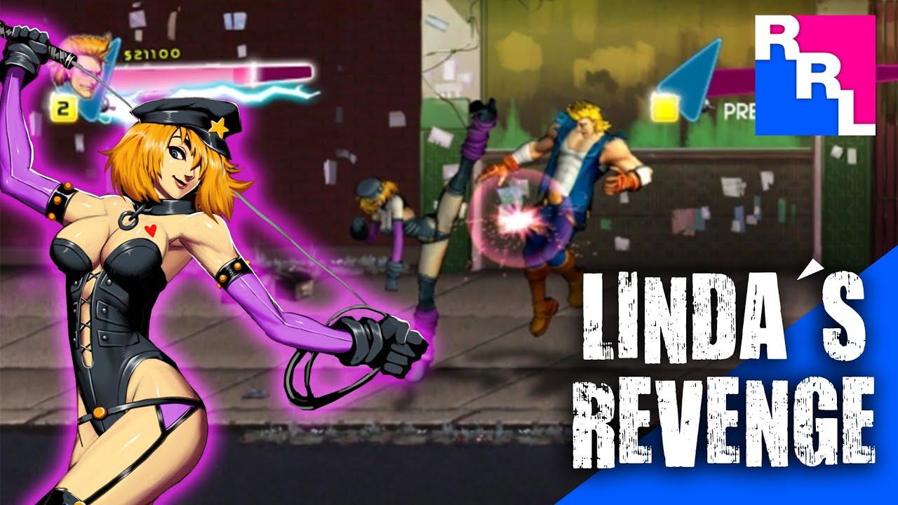 Double Dragon Neon Linda S Revenge Reverse Ryona Youtube