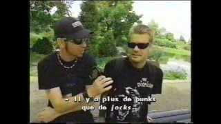 Russ Rankin @ 1-2-3 punk