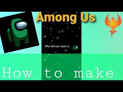 Among Us live wallpaper, How to make. - YouTube
