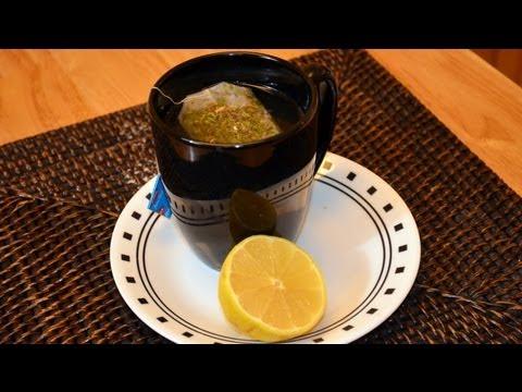 Alia's Tips: Honey Lemon Tea Recipe (for when you have a cold!)