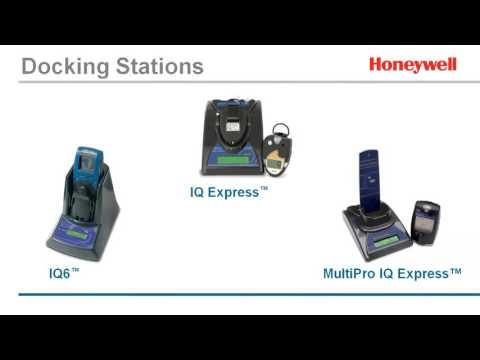 IQ Management System - portable gas detection system from Honeywell Analytics | Honeywell Safety