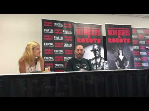 Sid Haig interviewed by Genoveva Rossi part 1