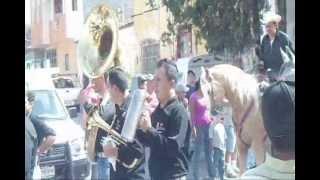 FERIA SAN GABRIEL JALISCO  2013 RECIBIMIENTO DE LOS NORTEÑOS.wmv