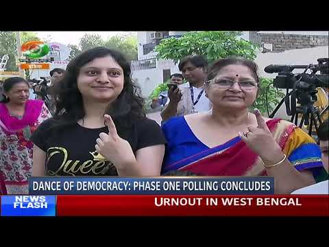 News Night   DD INDIA PRIMETIME   11.04.2019   [Full Episode]