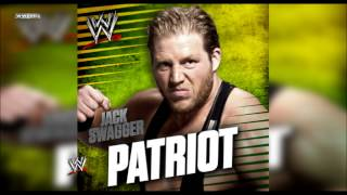 "WWE: ""Patriot"" (Jack Swagger) Theme Song + AE (Arena Effect)"