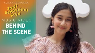 Download Mp3 Keisya Levronka - Jadi Kekasihku Saja  Bts Music Video