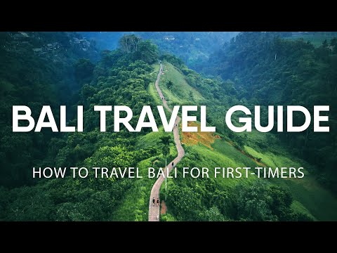 Bali Travel Guide – How to Travel Bali