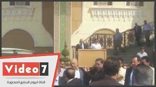 بالفيديو.. تشييع جنازة ممدوح البلتاجى من مسجد الشرطة بأكتوبر