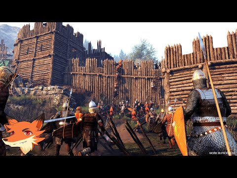 Mount & Blade II: Bannerlord [FR] Reconstruire Son Clan, Recruter Des Armées Et Capturer Des Forts!