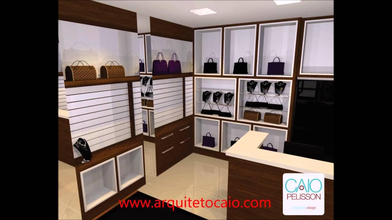 2fad209b37e projeto loja shopping bijouteria joia design interiores caio pelisson