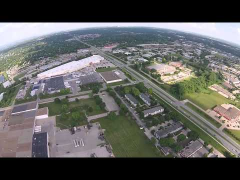 DJI Phantom 2 Vision Maximum Range Test