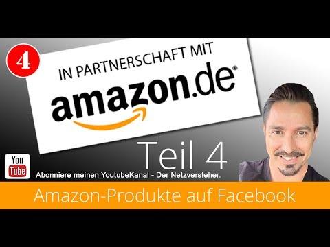 Amazon Partnerprogramm Facebook