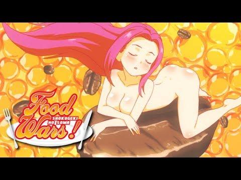 Food Wars! Shokugeki No Soma ENDING 1 | Spice (HD)