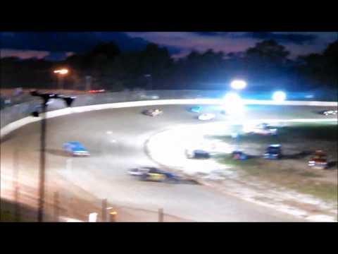 Kyle Cartwright 1ST Win Hartford motor speedway .wmv