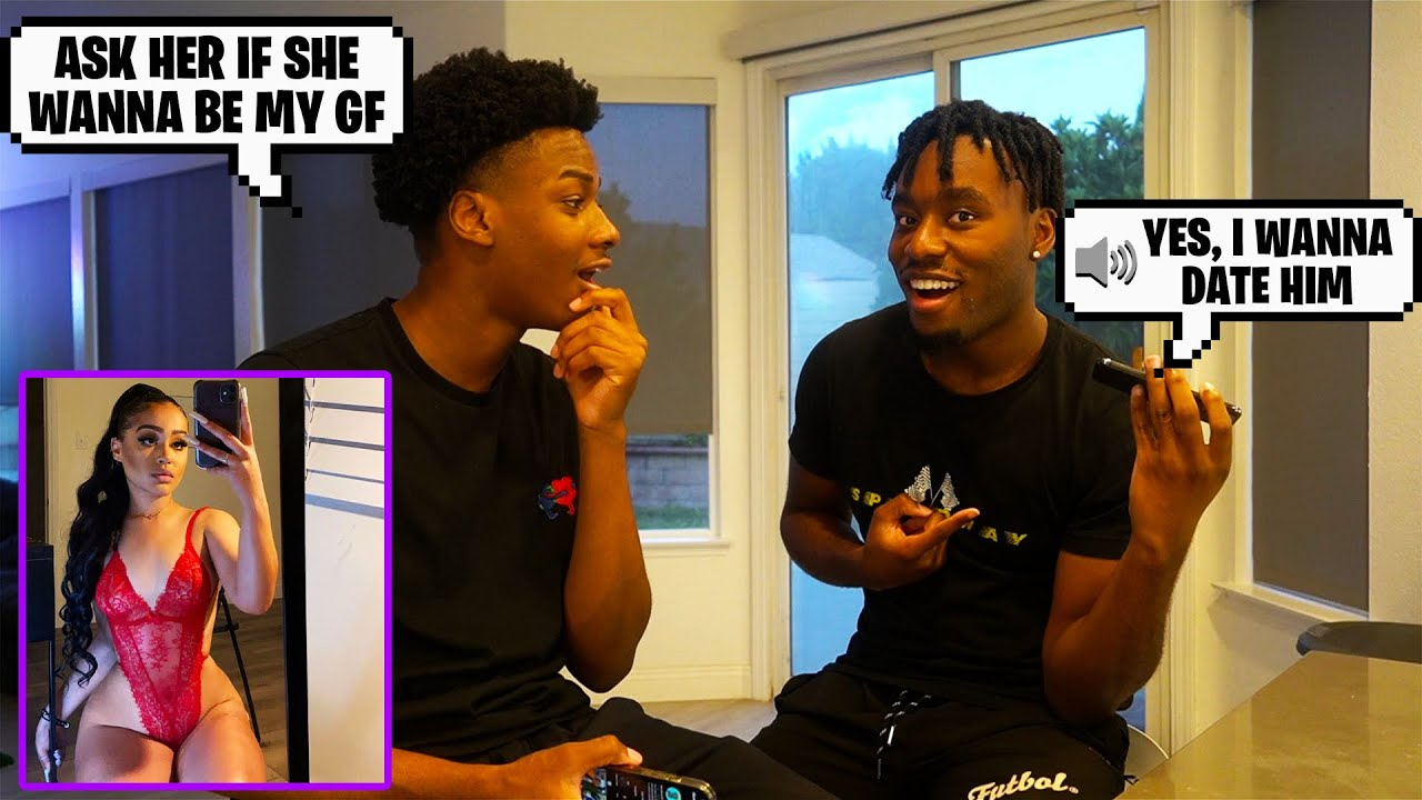 I Told P2istheName to Ask Grace Henderson If She would Go on a DATE w/ Me!?!! PT.1