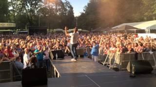 "Benjamin Boyce Live bei ""Oberhausen feiert"""
