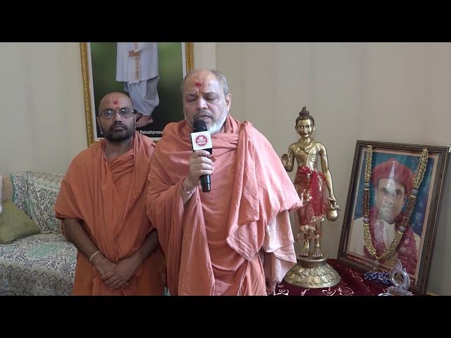 Vadtal Dham Swaminarayan Mandir  Hosts Annakut Celebrations &  Prayers - Somerset - New Jersey