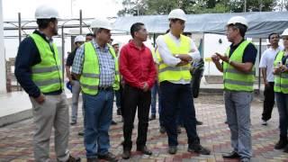 Visita presidencial a la provincia de Zamora Chinchipe Agosto 2014