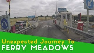 Unexpected Journey To Ferry Meadows Caravan And Motorhome Club Site | Great North Road Tour Pt1 thumbnail