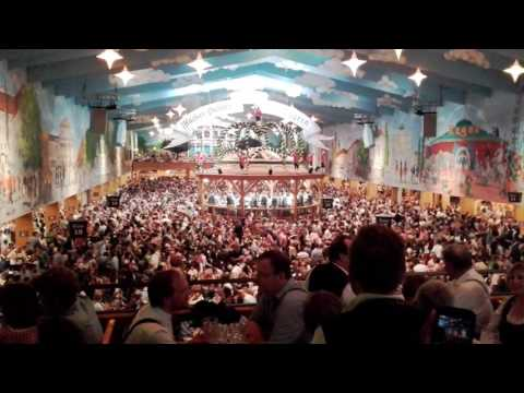 Oktoberfest, Munich, Bavaria, Germany 2016