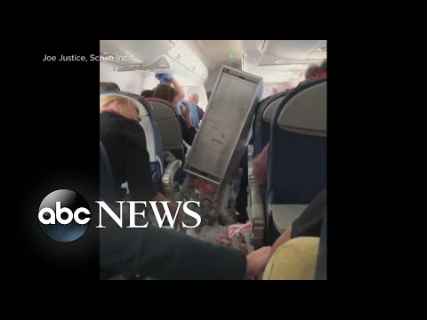 Big Rig - Extreme Turbulence On Delta Flight Injures 4