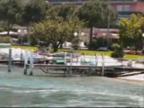 Lugano - Gandria boat trip (part 1)