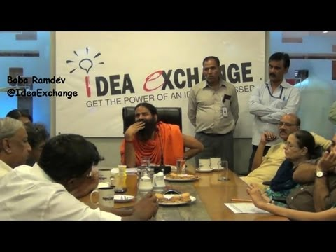 Idea Exchange: Homosexuality is a disease, explains Ramdev streaming vf