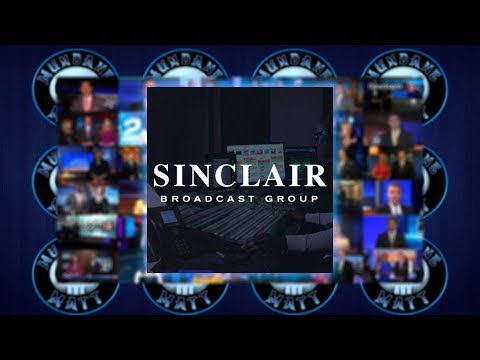 "Sinclair Broadcast Group pushes forced ""fake News"" promos"