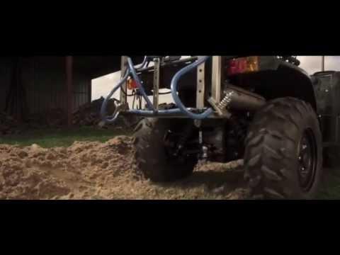 2013 Yamaha : Quads (rando & utilitaires) et SSV