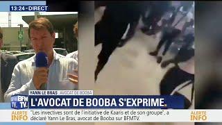 Après les bagarres à Orly, l'avocat de Booba s'exprime sur BFMTV