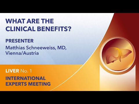 What are the clinical benefits? | Matthias Schneeweiss | Liver Webinar No. 1 | 2021