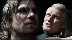Arrow 5x22 Konstantin Kovar tortures Oliver