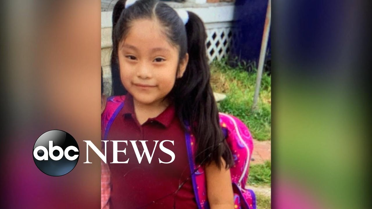 Authorities issue Amber Alert for missing 5-year-old girl l ABC News