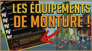 LES ÉQUIPEMENTS DE MONTURE DU PATCH 8.2 !