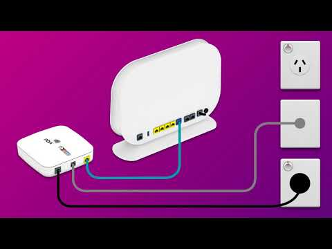 TPG - Setting up NBN FTTC (Fibre to the Curb)