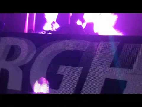 Zomboy - Here To Stay VIP/Back Once Again Live @ ERGH Fire London 13/2/2015
