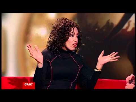 Sheila Ferguson Promoting Respect La Diva
