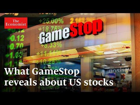 GameStop: what it reveals about the US stockmarket | The Economist