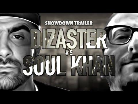 KOTD #TownBidness2 - Dizaster vs Soul Khan Showdown Trailer