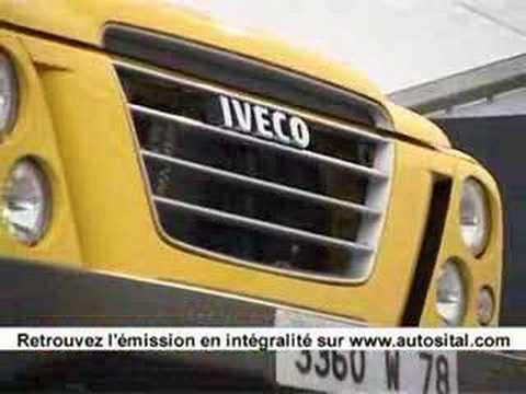 Autosital Info - Fiat Croma SW 150 ch - Iveco Massif