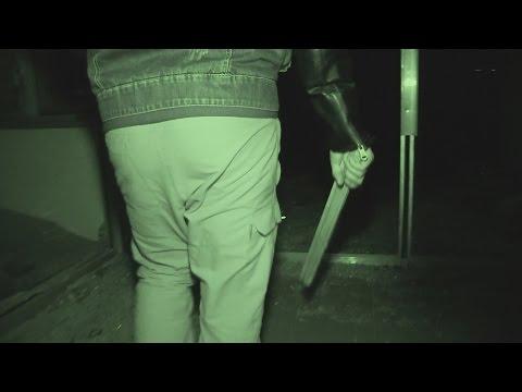 LIEU DE L'AGRESSION : ON Y RETOURNE ARMÉ